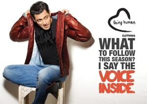 Salman Khan Latest PhotoShoot Video For Being Human Online