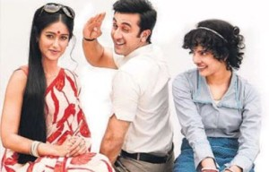 Barfi Movie Trailer feat Priyanka Chopra,Ranbir Kapoor and Ileana D'Cruz