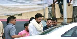 Salman Khan & Abhishek Bachchan visits Rajesh Khanna's Home