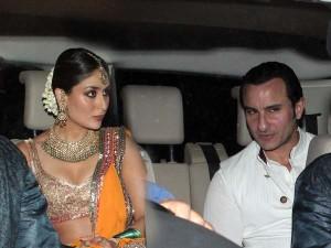 Saif Ali Khan - Kareena Kapoor Sangeet Video