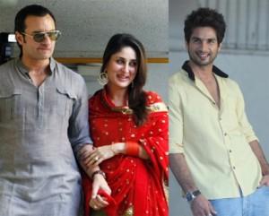 Video : Shahid Kapoor's Reaction on Saif Ali Khan-Kareena Kapoor Wedding and His Gift to Couple