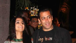 Vidya Balan says no to Salman Khan