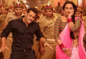 Pandey Jee Maare Seeti Video Song feat Salman Khan & Sonakshi Sinha