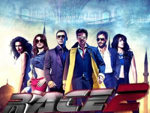 Race 2 Movie Trailer
