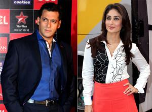Kareena Kapoor ditches Aamir Khan for Salman Khan
