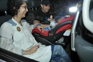 Aamir Khan Son Azad Birthday Party Video