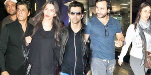 Bollywood Celebs New Year Celebration Video