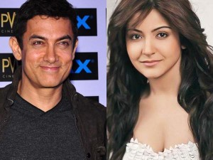 Aamir Khan to kiss Anushka Sharma for the longest time in record