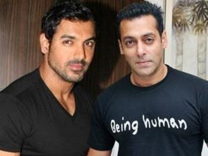 Salman Khan Is A Real Superstar - John Abraham