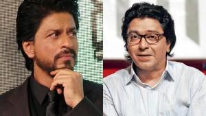 Shahrukh Khan is not a terrorist - Raj Thackeray