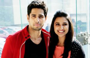 Parineeti Chopra and Sidharth Malhotra in 'Hasee Toh Phasee'?