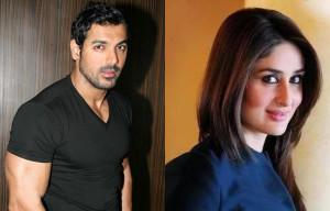 Kareena Kapoor, John Abraham cold war on
