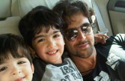 OMG - Hrithik Roshan's son in hospital