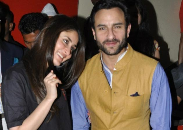 What are saifeena s first wedding anniversary plans bollywood