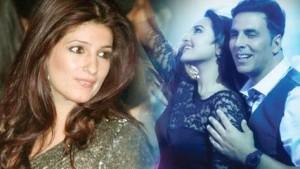 Akshay Kumar - Sonakshi Sinha's 'CLOSENESS' upsets Twinkle