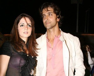 Suzanne Khan skips dinner with Hrithik Roshan and her family