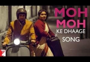 'Dum Laga Ke Haisha' Song 'Moh Moh Ke Dhaage '
