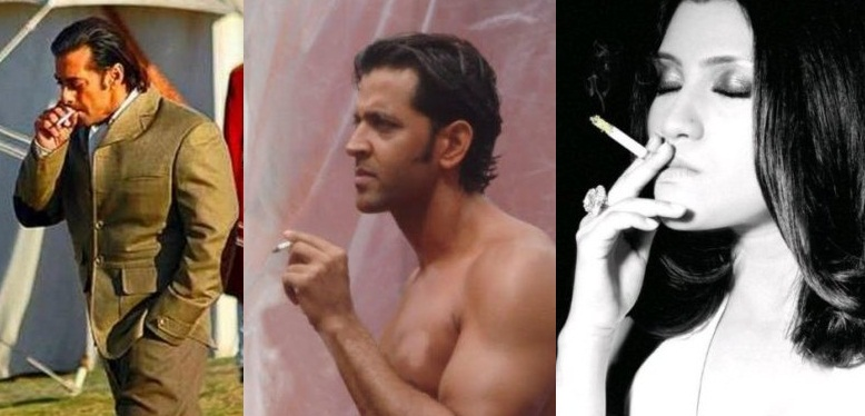 Bollywood stars who quit smoking