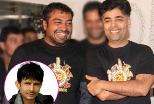Watch: What was Anurag Kashyap gift for Kamaal R Khan?