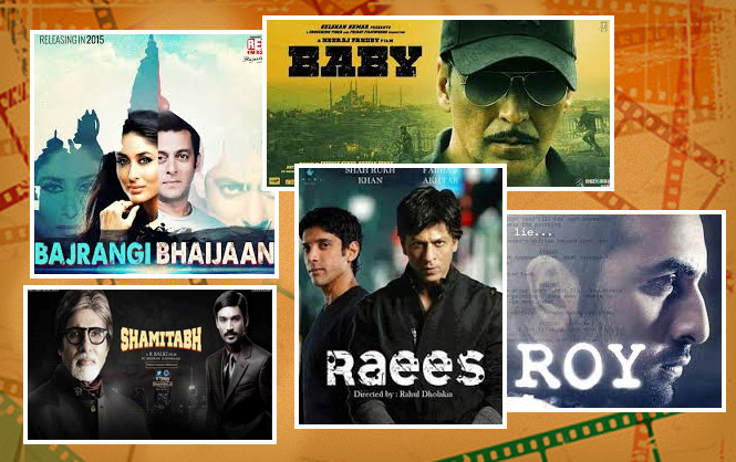 Latest hollywood movies 2015 ( new english movies) releases in india