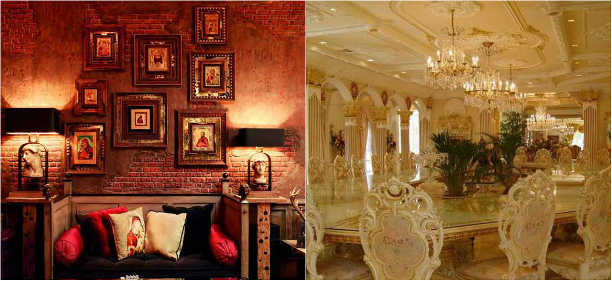 Never seen before pictures of shah rukh khan 39 s mansion Shahrukh khan home inside