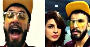 Watch Ranveer Singh's funny Dubsmash videos