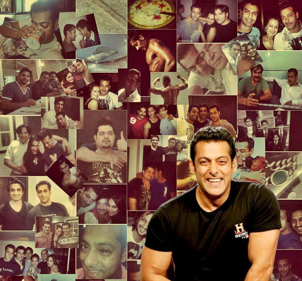 Salman Khan Fan Test
