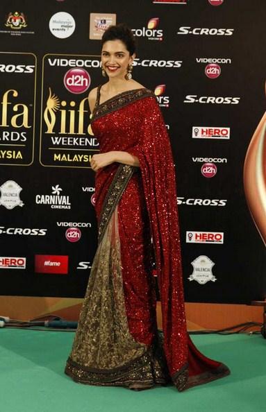 Deepika Padukone IIFA