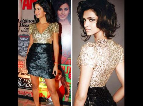 Deepika Padukone – Katrina Kaif