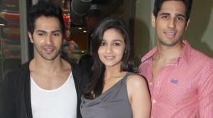 Varun Dhawan reveals Sidharth Malhotra & Alia Bhatt's secret