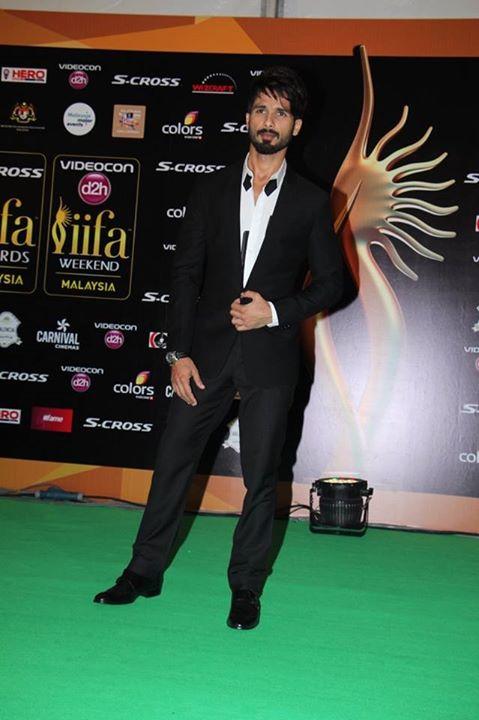Shahid Kapoor IIIFA