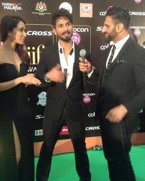 Shraddha,Shahid Kapoor & Ranveer Singh