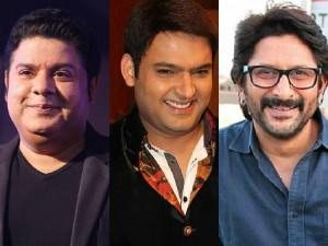 Arshad Warsi and Sajid Khan to host 'Comedy Nights With Kapil'