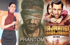 Kareena Kapoor Khan wants 'Phantom' to be bigger than 'Bajrangi Bhaijaan'