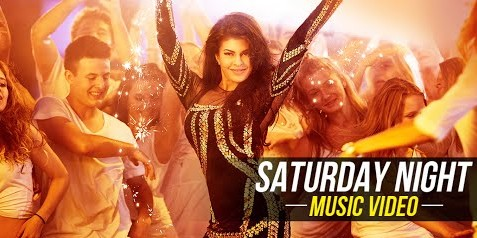 Making of 'Saturday Night' video song from Bangistan