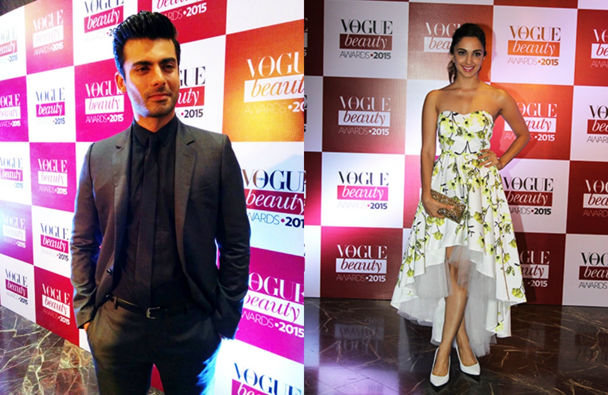 In Pictures : Bollywood celebrities at Vogue Beauty Awards 2015