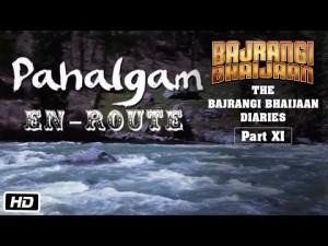 The Bajrangi Bhaijaan Diaries - Part XI - En Route to Pahalgam, Kashmir