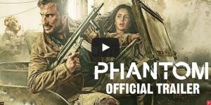 Watch - 'Phantom' Trailer featuring Saif Ali Khan & Katrina Kaif