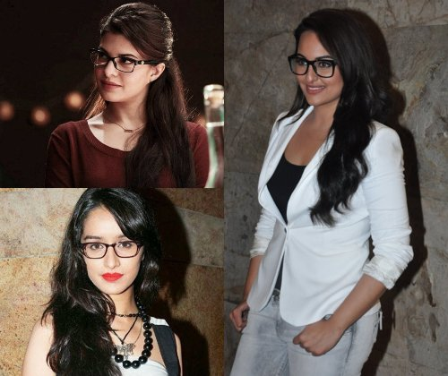 These Bollywood Actresses rock in bespectacled look