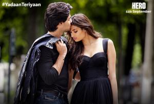 Watch: 'Yadaan Teriyaan' from Salman Khan's film 'Hero'