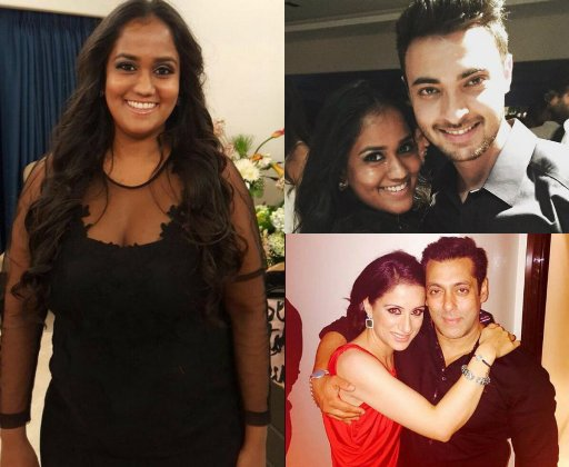 Exclusive Pictures - Salman Khan's sister Arpita Khan's birthday bash