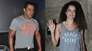 Kangana Ranaut : I heard 'Katti Batti' script on Salman Khan's request