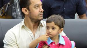 OMG - Aamir Khan's son Azad Khan gets his personal Security