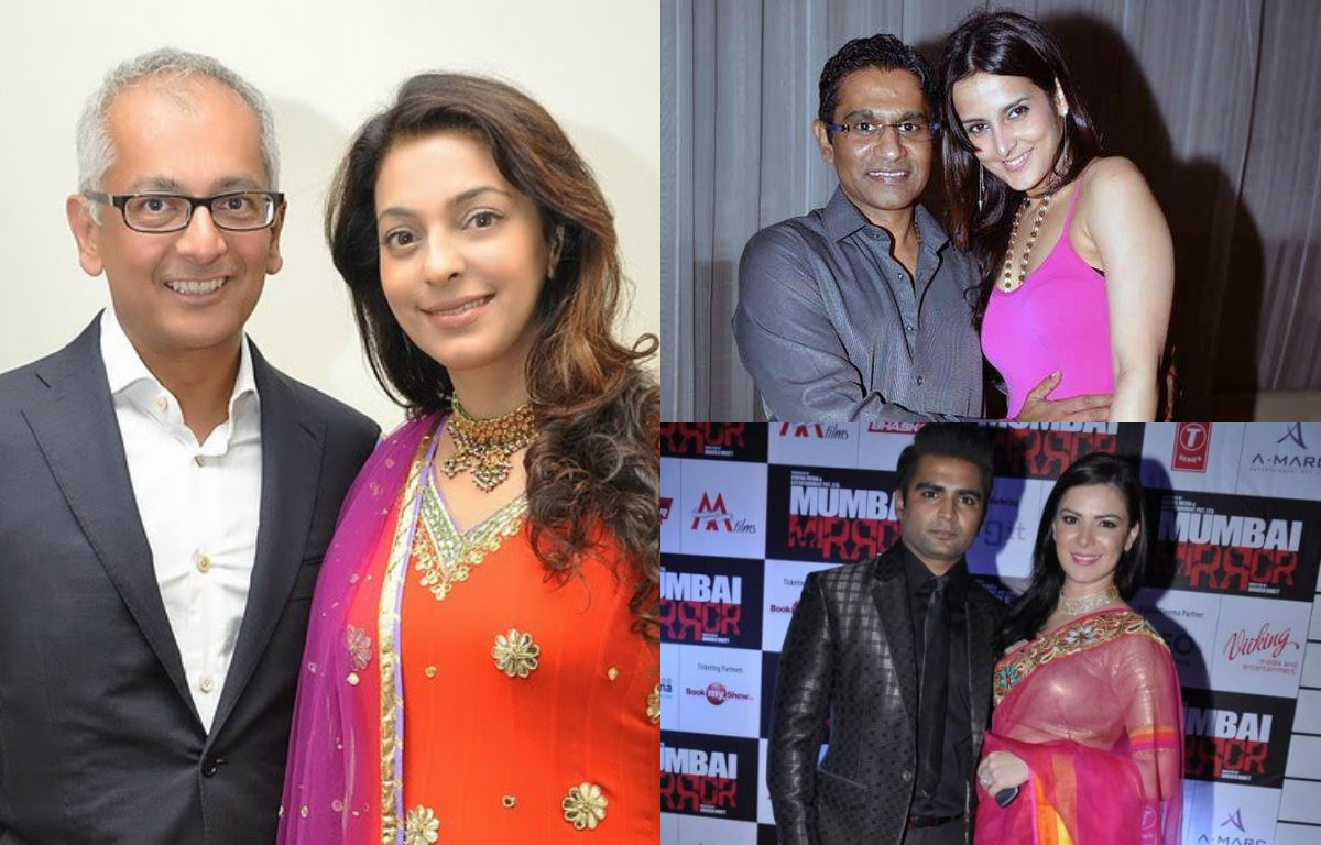 Odd real life Bollywood Couples that prove love is blind