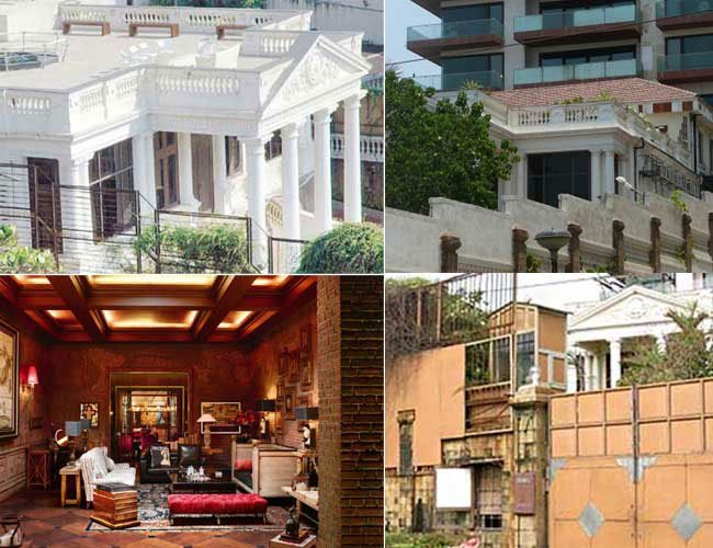 Top 10 Bollywood Stars And Their Luxury Homes In India