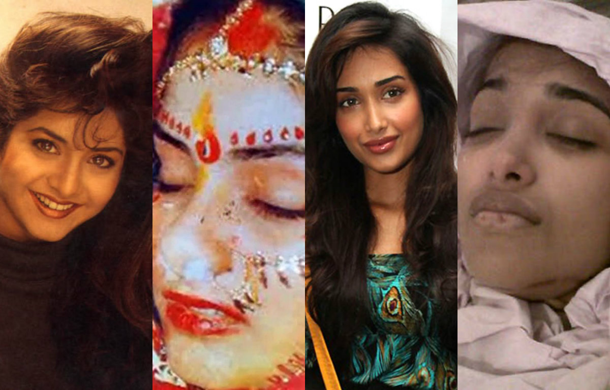 These controversial suicides of Bollywood will give you goosebumps
