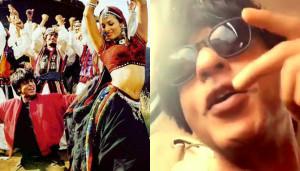 Check out - Shah Rukh Khan's 'Chhaiya Chhaiya' in his car