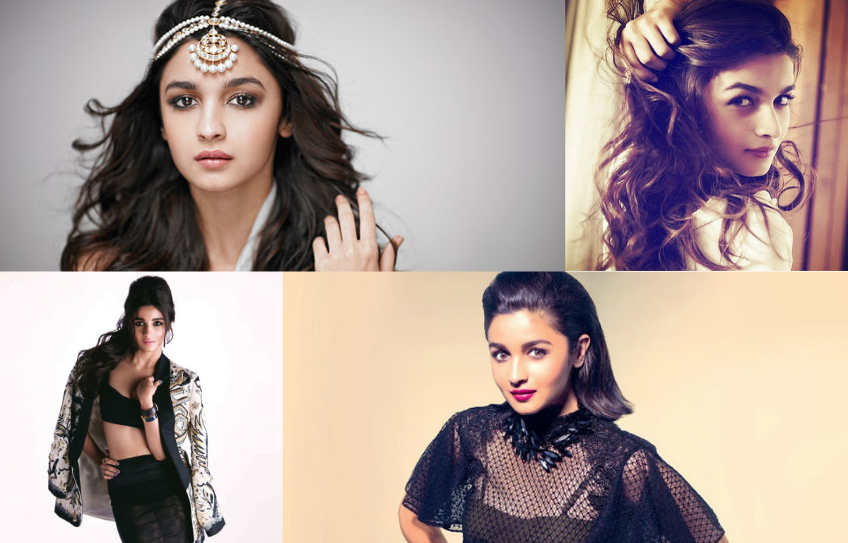 These stunning pictures of Alia Bhatt will raise the temperatures