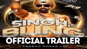 Watch Akshay Kumar starrer 'Singh is Bliing' Trailer