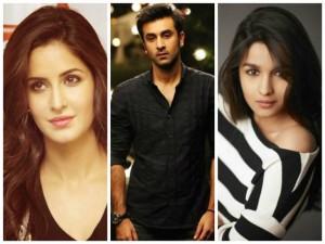 Katrina Kaif's reaction on Alia Bhatt having crush on Ranbir Kapoor is amazing